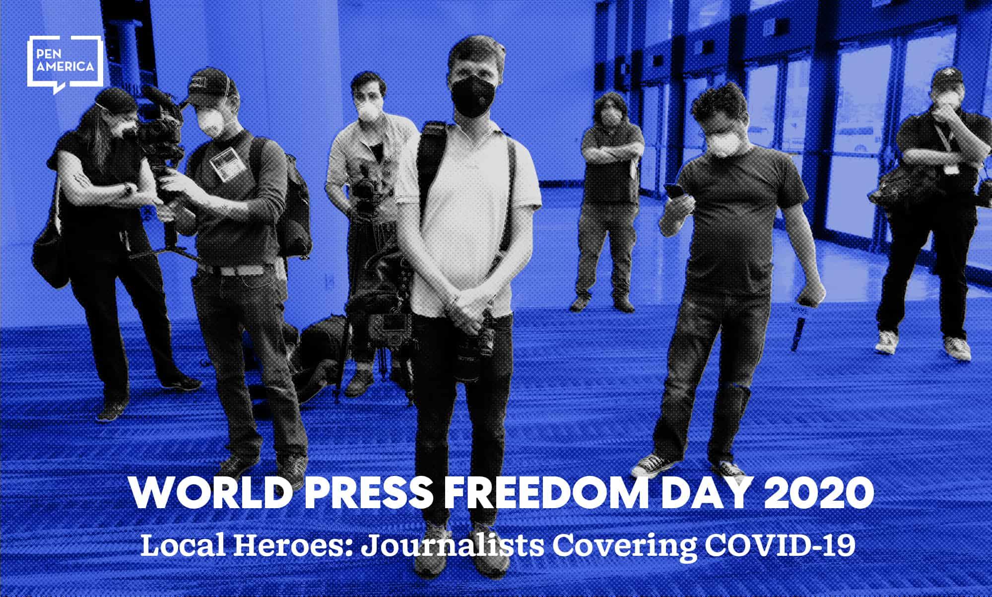 WorldPressFreedomDay2020 Header