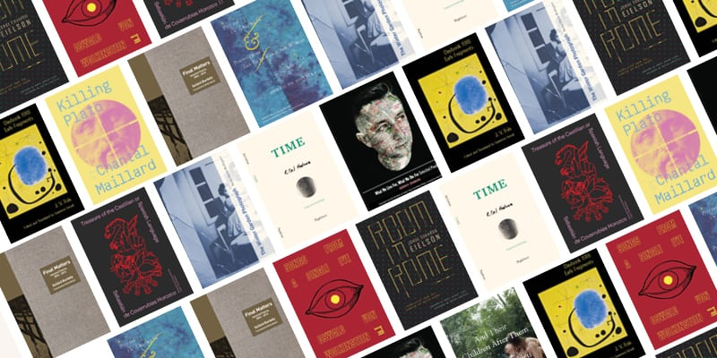 Poetry in Translation Reading List book covers