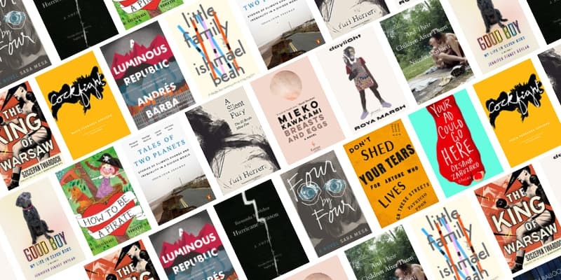 World Voices 2020: A Festival Reading List Book Covers