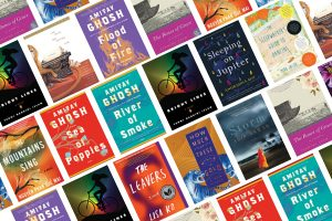 Asian American Writers Workshop reading list - book covers