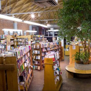 Skylight Books interior