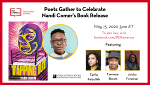 Poets Gather to Celebrate Nandi Comer's Book Release