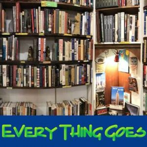 Everything Goes bookstore logo