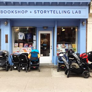 Stories Bookshop + Storytelling Lab
