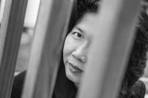 header image - Thida Ma behind bars