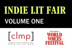 Indie Lit Fair Volume One