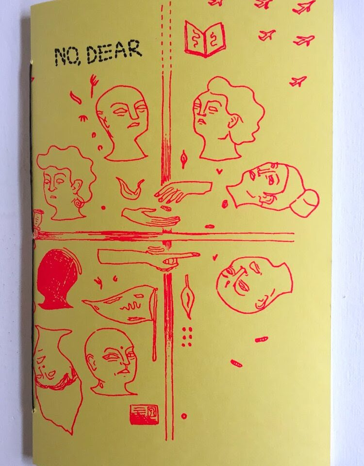 No, Dear Cover