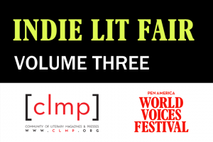 Indie Lit Fair, Vol. Three