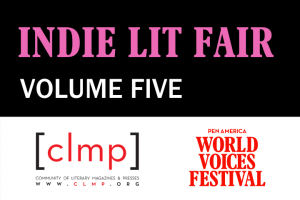 Indie Lit Fair, Vol. Five