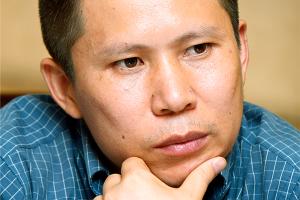 Xu Zhiyong headshot