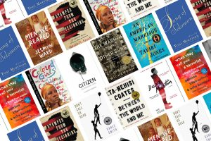 Black Literature Reading List Book Covers
