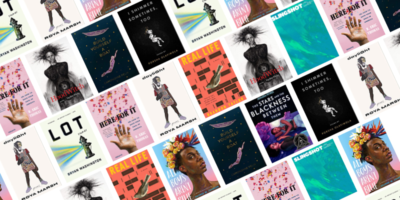 Celebrating Debuts from Black LGBTQIA+ Authors Reading List Book Covers