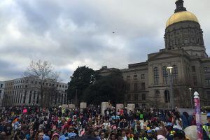 Georgia State Capitol Women's March