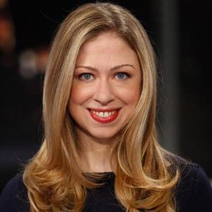 Chelsea Clinton headshot