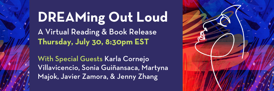 Updated DREAMing Out Loud Virtual Reading Banner