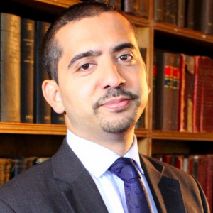Mehdi Hasan headshot