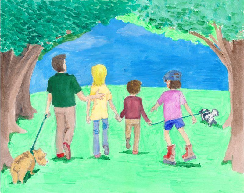 Jake Tapper's illustration