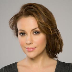 Alyssa Milano headshot