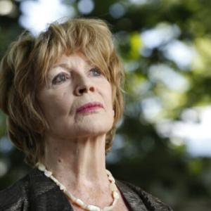 Edna O'Brien headshot