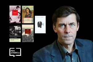 Finding Meaning: A World Voices Festival Reading List from Peter Stamm