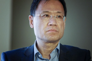 image of chinese scholar xu zhangrun