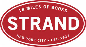Strand Book Store logo