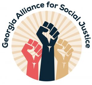 Georgia Alliance for Social Justice logo