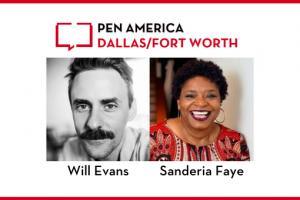 PEN America Dallas Fort WorthHappy Hour Image