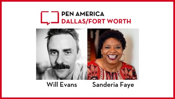 PEN America Dallas Fort Worth Happy Hour image