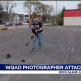 WQAD photographer attacked storyline on screen