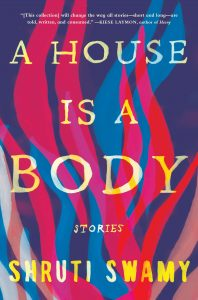 A House is a Body book cover