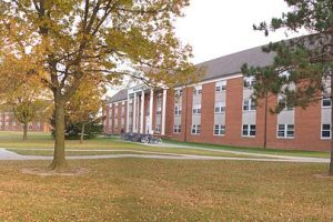 images of buildings at taylor university