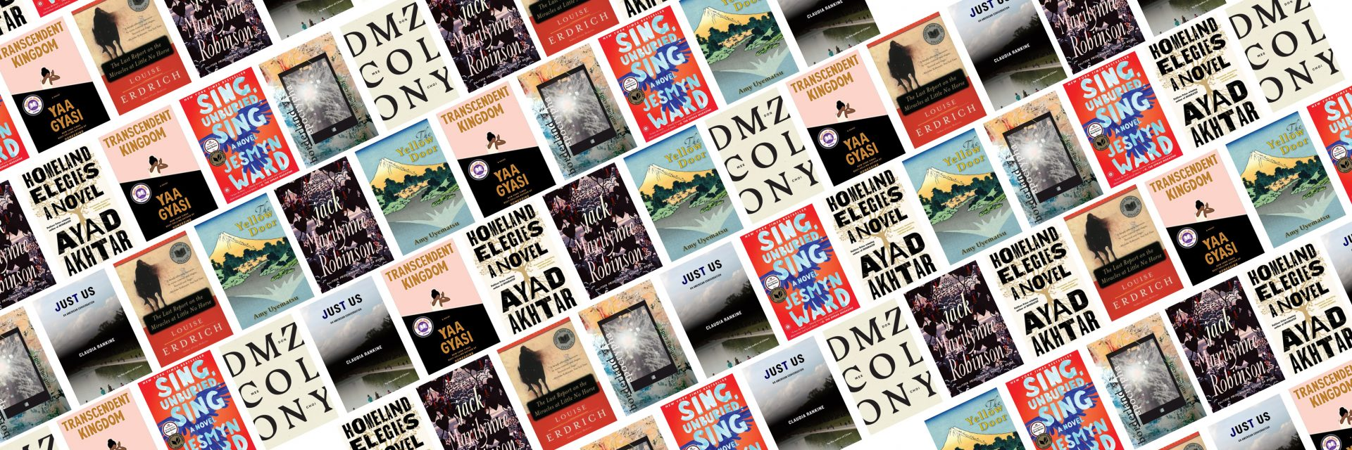 Form, Fact, and Fiction: A PEN Out Loud Reading List book covers