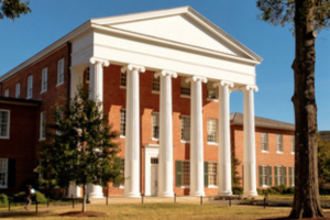 building at university of mississippi