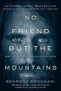 No Friend but the Mountains book cover