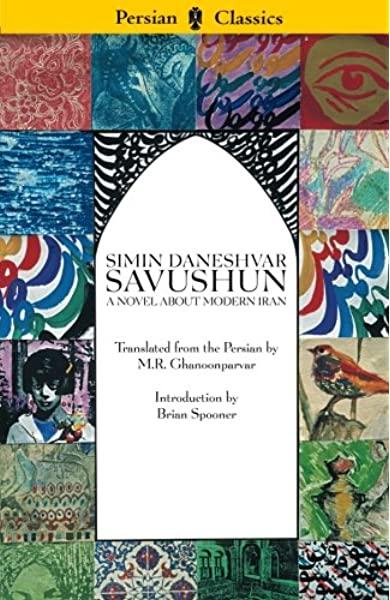 Savushun book cover