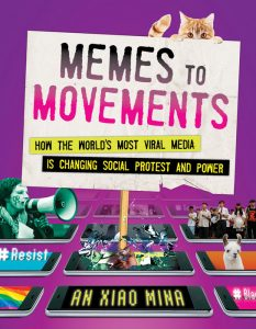 An Xiao Mina - Memes To Movements book cover