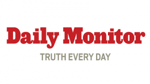 Red Daily Monitor Logo