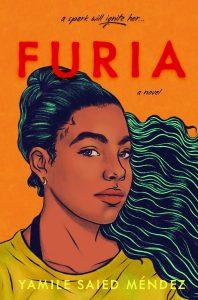 Furia by Yamile Saied Méndez book cover