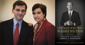 Peter Baker Susan Glasser The Man Who Ran Washington