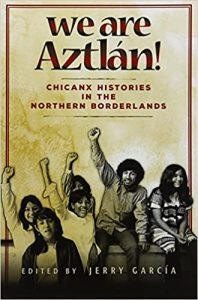 We Are Aztlán! book cover