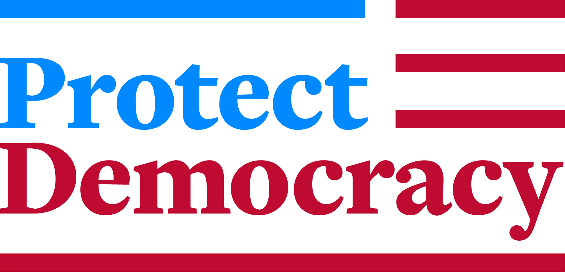 Protect Democracy Logo logo