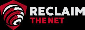 Reclaim The Net Red Logo