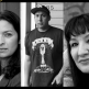Headshots of Jhumpa Lahiri, Tommy Orange, and Sandra Cisneros