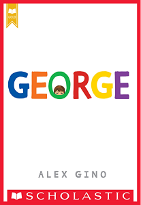 Alex Gino - George book cover