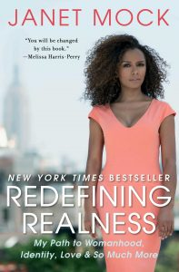 Janet Mock - Redefining Realness book cover