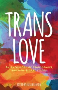 Freiya Benson - Trans Love book cover