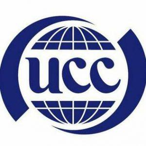Blue UCC Logo