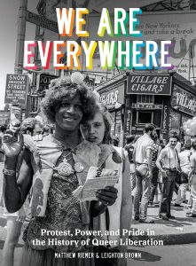 Matthew Riemer and Leighton Brown - We Are Everywhere book cover