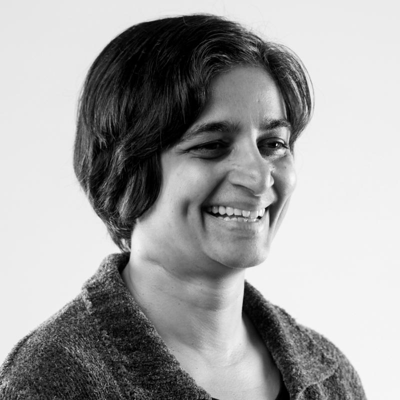 Banu Subramaniam headshot